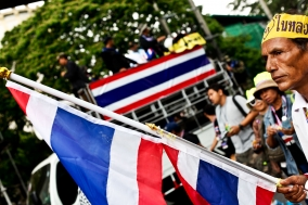 BKK Demo and Lumpinipark
