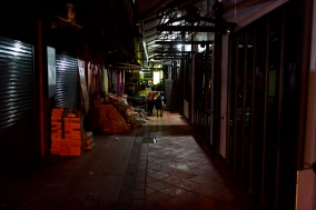 Quiet Nights in Siem Reap