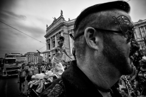 Regenbogenparade Vienna 2017