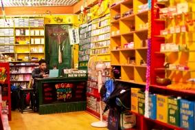 Shops in Nepal