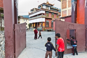 Tibetan Refugee Village